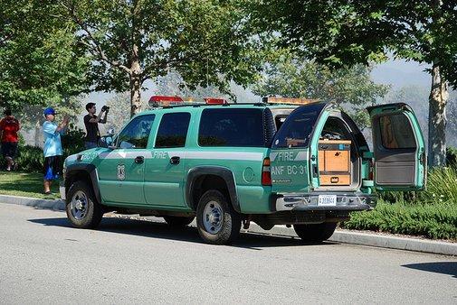 USFS Chevrolet Suburban | Navymailman's Flickr