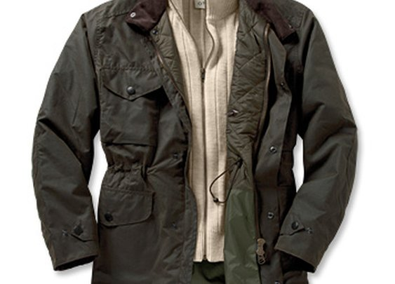 Barbour Sapper British Army Jacket
