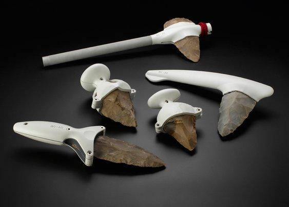 Modern Stone and Flint Tools