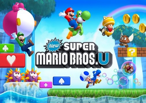 The Top 5 Wii U launch games to watch