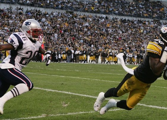 Plaxico Burress Signed With The Pittsburgh Steelers - The Good Guys Corner
