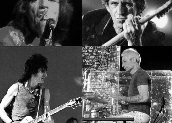 The Rolling Stones at 50: Mick, Keith, Charlie & Ronnie Revisit Their Favorite Songs | Open Culture