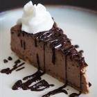 Irish Cream Chocolate Cream Cheese Tart