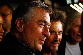 Robert de Niro & Al Pacino