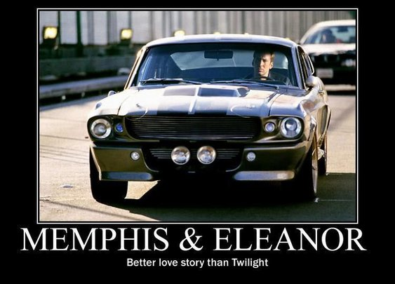 Better Love Story Than Twilight