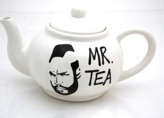 Mr Tea Pot