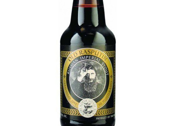 Review : North Coast Old Rasputin Russian Imperial Stout