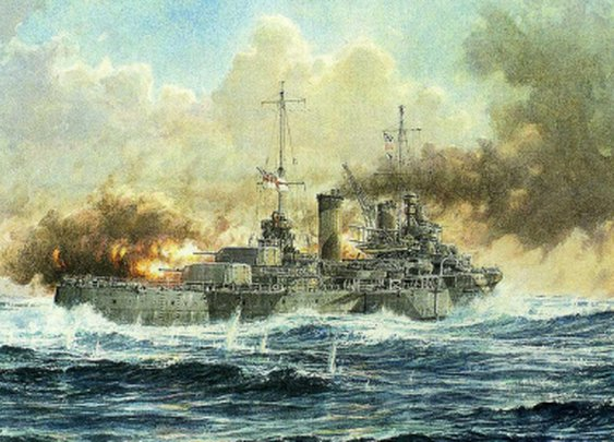 Pyrrhic Victory – HMAS Sydney vs. HSK Kormoran