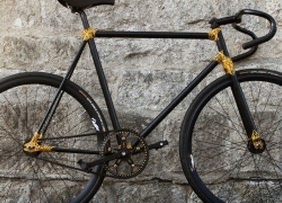 VRZ 1 - 3D Printed Modular Bike Design