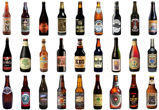 50 Best Beers To Try Now