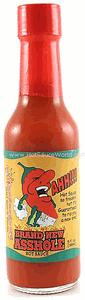 Brand New Asshole Hot Sauce, 5oz.