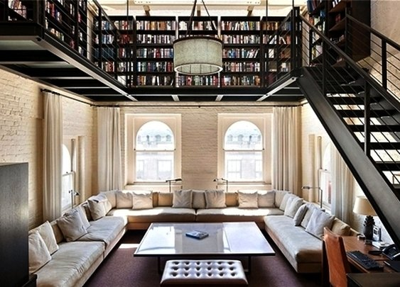 Wicked Manly Loft | Dudepins