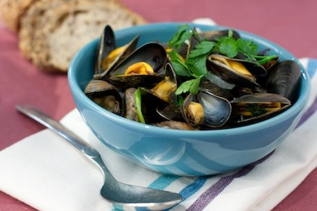 Mussels & Creme