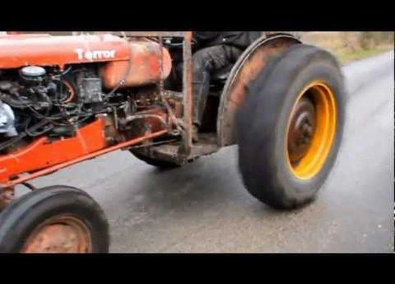 Tractor Racing Volvo Terror