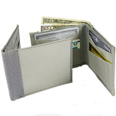 Stainless Steel Wallet