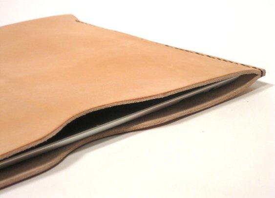 FREE US SHIPPING Leather Minimalist iPad case
