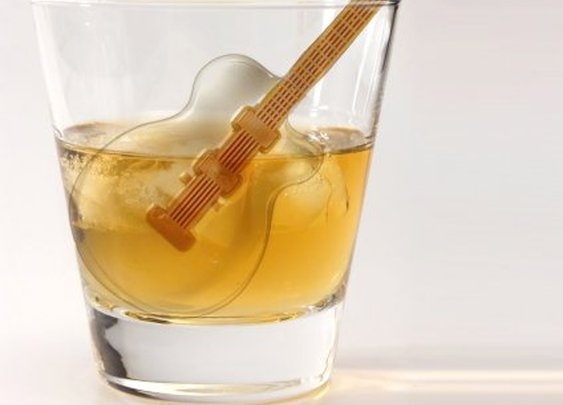 Jazz Ice Cube Tray