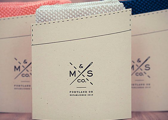 MS & Co. Silk Knit Pocket Squares - Headlines & Heroes