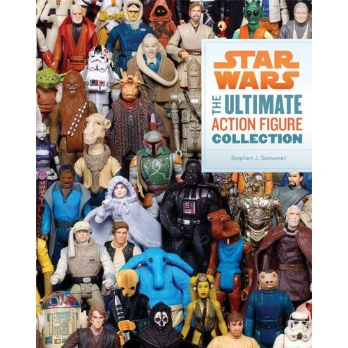 Star Wars: The Ultimate Action Figure Collection Book