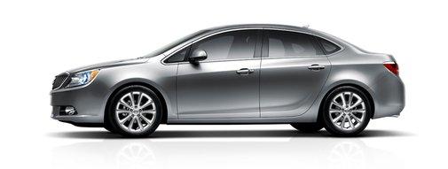 2013 Verano Compact Luxury Sedan   Buick