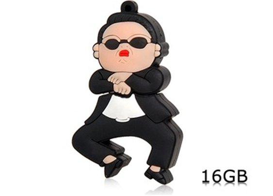 PSY Gangnam Style 16GB USB Flash Drive