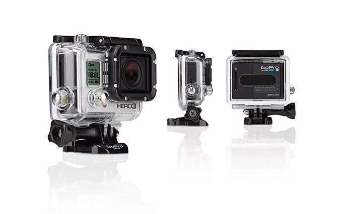 HERO3 Black Edition   Wi-Fi enabled   Most Advanced HD GoPro Ever