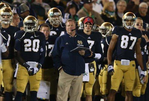 Notre Dame - USC Rivalry  - The Good Guys Corner