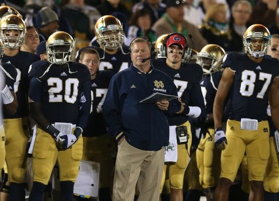 Notre Dame - USC Rivalry  - The Good Guys Corner