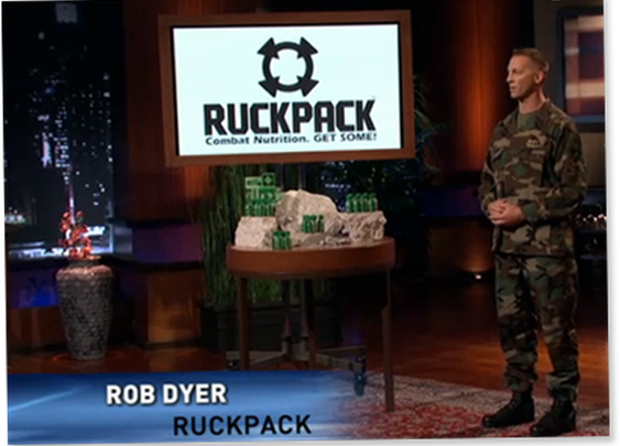 RuckPack Combat Nutrition. GET SOME!
