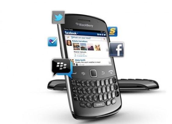 Win a BlackBerry Curve 9360