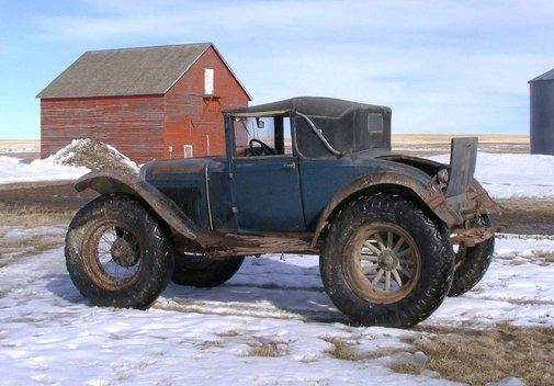 Montana MailRig | Moldy Chum