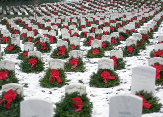 Wreaths Across America | Our Mission: Remember, Honor & Teach