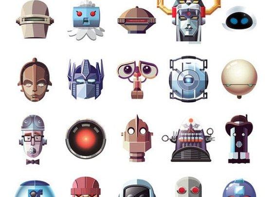 Famous Robots