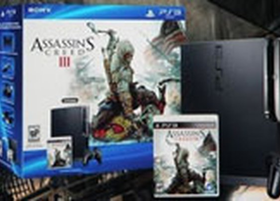 Assassin's Creed III Playstation 3 Bundle