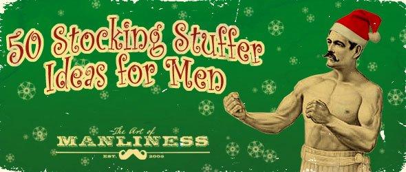 50 Stocking Stuffer Ideas for Men   The Art of Manliness