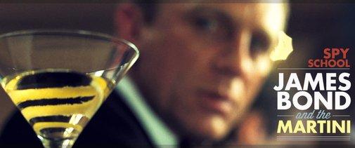 James Bond and the Martini   Primer