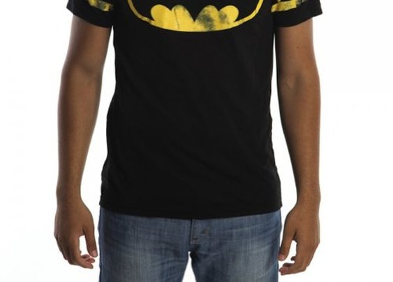 Batman Football-style T-shirt