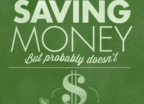 What Every Guy Should Know About Saving Money, But Probably Doesn't