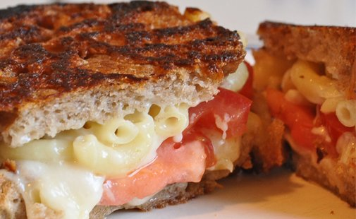 Classic Grilled Cheese And Tomato Soup