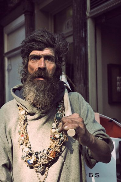 THE ORIGINAL HIPSTER by JULIA CHESKY