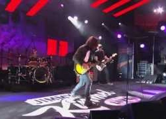 "Soundgarden Performs ""Been Away Too Long"" - YouTube"