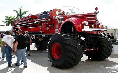 Now That's a Fire Truck