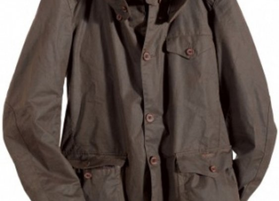 Bond's Barbour Jacket, Skyfall