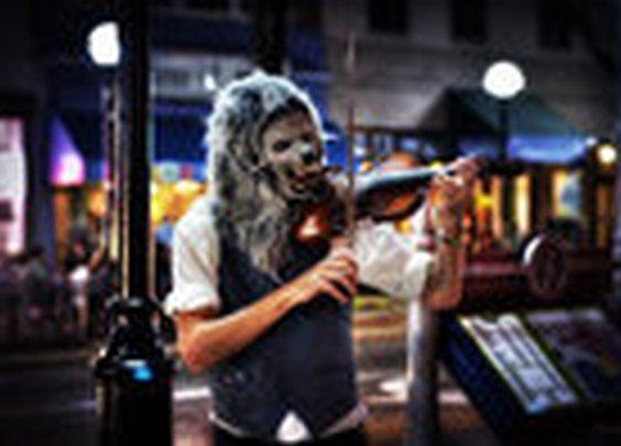 Violin Monster by ~5bodyblade on deviantART