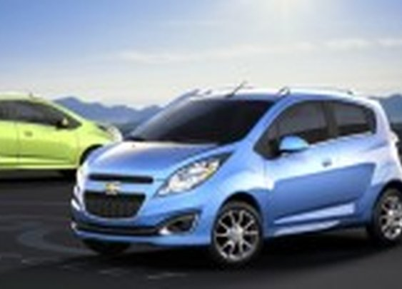 Chevrolet Spark EV to be priced under $25,000 with tax incentives