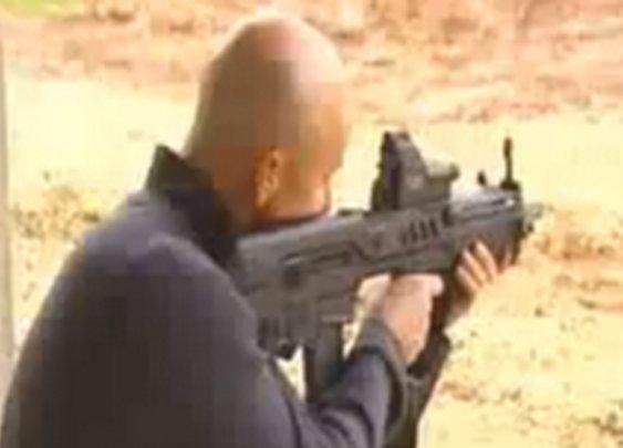 Tavor TAR-21 Assault Rifle - video ~ SHINYCASINGS.com