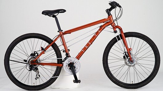 Tretta AWD Bicycles put that lazy front wheel to work
