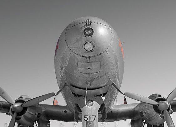 Airplane Art TWA Constellation Photograph 8x10 by MurrayBolesta