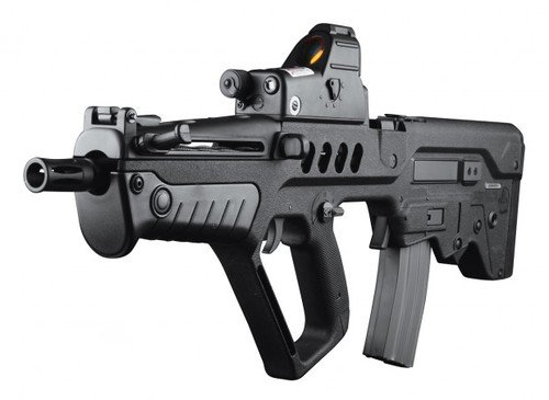 Tavor TAR Assault Rifle — The Man's Man