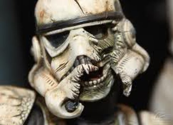 Death Troopers - Star Wars Zombies